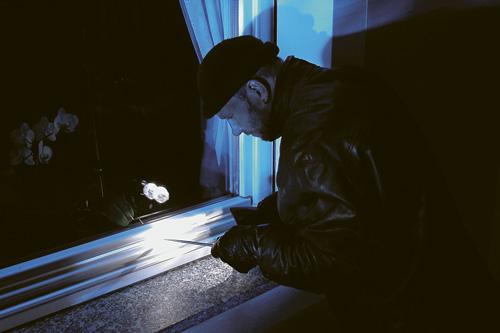 HOPPE Cambrioleur à la fenêtre