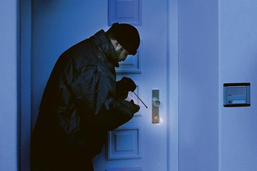 HOPPE Cambrioleur à la porte